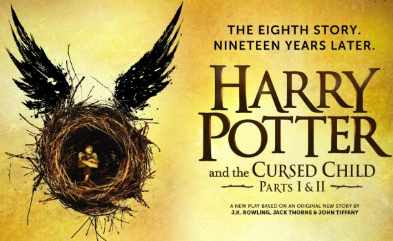 Harry Potter and the Cursed Child sur T'es pas net !