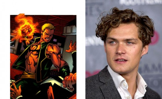 Marvel's Iron Fist : Finn Jones (GoT) incarnera Danny Rand (plus d'infos sur T'es Pas Net !)