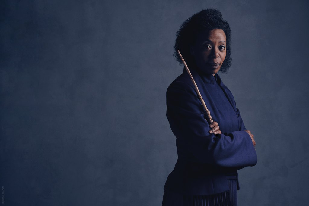 Hermione Granger (Noma Dumezweni) dans Harry Potter and the cursed child