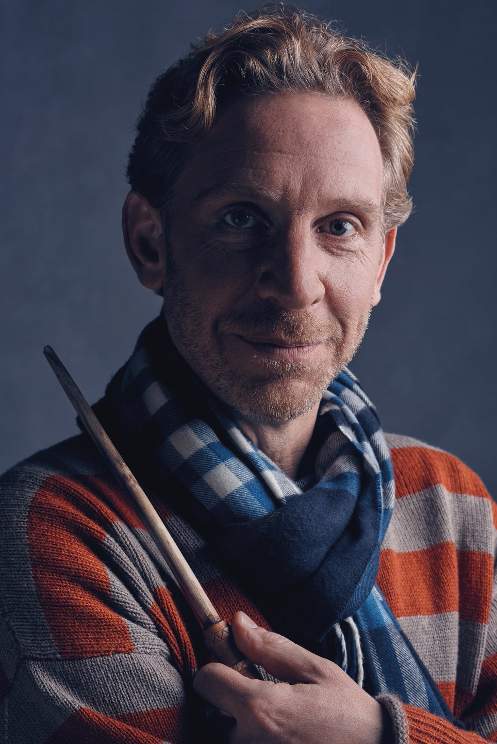 Ron Weasley (Paul Thornley) dans Harry Potter and the cursed child