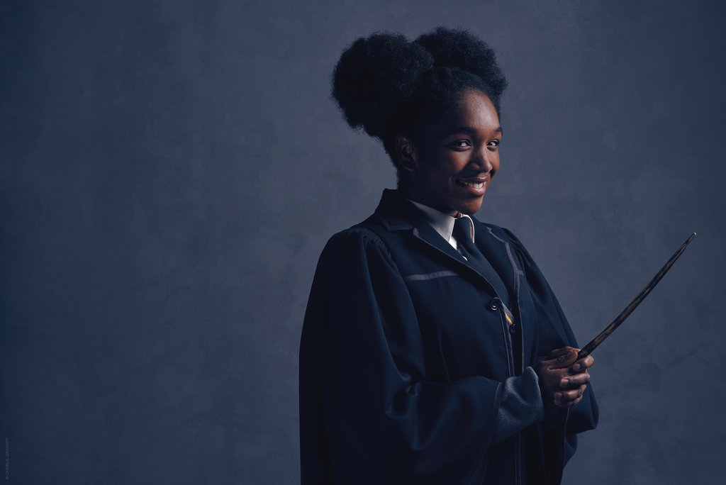 Rose Weasley (Cherrelle Skeete) dans Harry Potter and the cursed child
